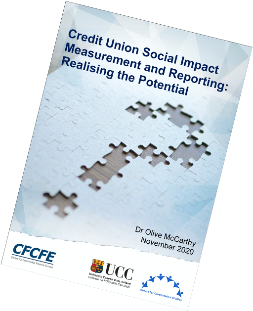 New publication on credit unions and social impact